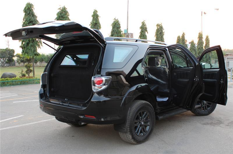 Armoured Toyota Fortuner Suv In India Kings Of Car Hire