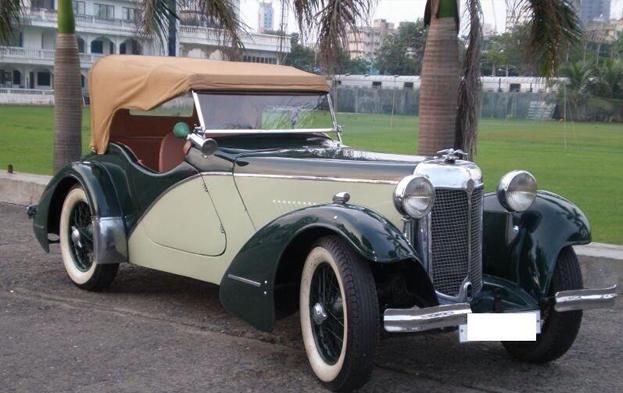 Rent and Hire Vintage Car in Mumbai, Lonavala, Goa, Pune - 5% Discount