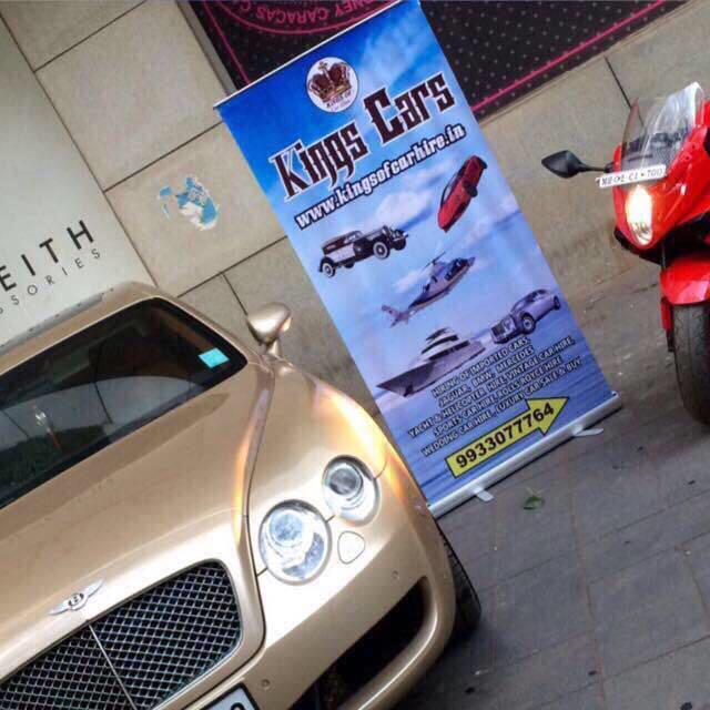 Car Hire In Mumbai, Mercedez Benz, BMW, Audi, Bentley, Ferrari