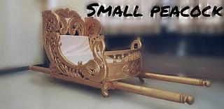 Small Peacock